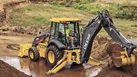 Excavation, bobcat , concrete, grading, landscaping services