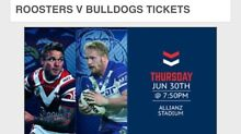 Roosters v Bulldogs Coogee Eastern Suburbs Preview