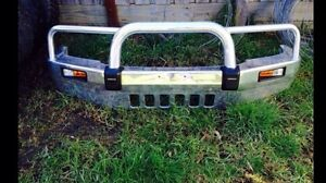 Nissan patrol alloy bar like new Bairnsdale East Gippsland Preview