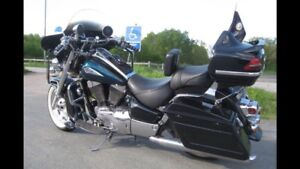 Wanted Bagger Exhaust