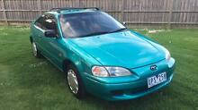 1996 Toyota Paseo Coupe Wonga Park Manningham Area Preview