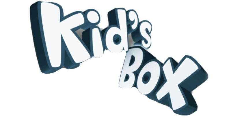 Lidquidation lot Kids Box