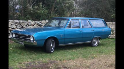 1969 VF Chrysler Valiant Safari Wagon Auto Jamberoo Kiama Area Preview