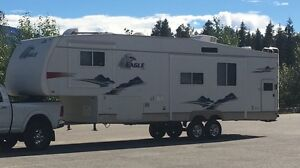 2008 jayco eagle bhs fifth wheel