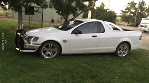 2008 Holden ve omega 6 speed manual ute Inverell Inverell Area Preview