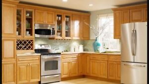 Looking for oak kitchen cabinets