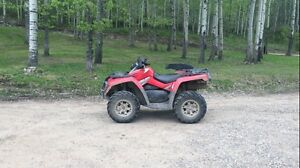 2008 Can Am 650