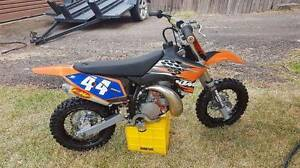2010 ktm 50 mini Muswellbrook Muswellbrook Area Preview