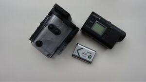 Sony Action Camera (HRD-AS50) + Head Mount Kit