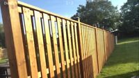 Fences services or repairs