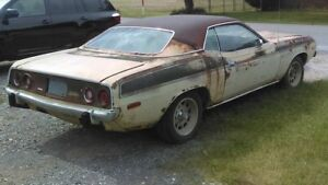 Plymouth Dodge Mopar Wanted