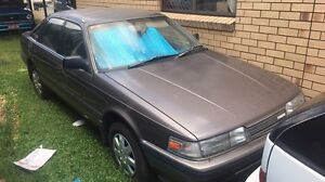 NEED GONE MAKE AN OFFER Mazda 626 1990 with all the extras Bethania Logan Area Preview