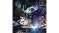 Certified  welder available
