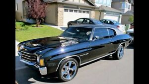Chevrolet Chevelle | Great Selection of Classic, Retro, Drag and
