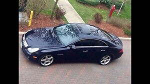 Rare 5.4v8 supercharged Cls 55 w/low mileage+lots of new parts