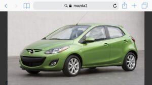 Recherche Mazda2