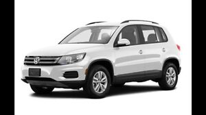 2015 Volkswagen Tiguan 4Motion lease takeover $380/month