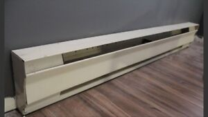 Looking for old baseboard heater