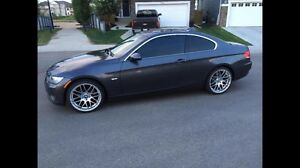 BMW 328XI **COLD WEATHER** Coupe **19's**