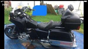 1984 HONDA GOLDWING INTERSTATE 1200cc must sell moving