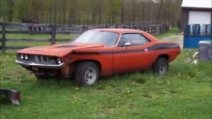 Mopars Wanted and Muscle Cars