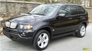 Absolutely must see BMW X5 full loaded mint condition