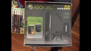 Special Edition XBox 360 + 2 controllers + games