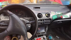1993 Toyota paseo safetied (till sep 26th)