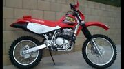 Wanted Honda XR 600R Heathcote Sutherland Area Preview