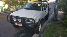 2002 Toyota Hilux Dual Cab Tray Back Ute Taringa Brisbane South West Preview
