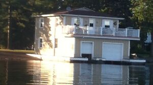Fully furnished Waterfront home