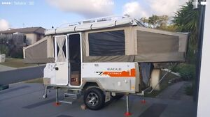 Jayco eagle outback camper van  2011 North Lismore Lismore Area Preview