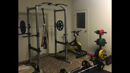 Gym  Setup equipment