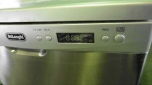 Delonghi Dishwasher DW67S Mawson Lakes Salisbury Area Preview
