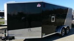 2016 Enclosed Trailer 19 FT ($9500 boo)