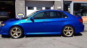 Subaru wrx 2009 (265hp)