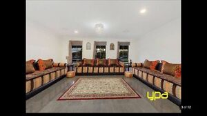 Moroccan sofas St Albans Brimbank Area Preview