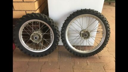 KTM85SX SMALL WHEELS SELL or SWAP $250