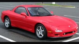 Looking to buy Mazda RX7 1993-1995