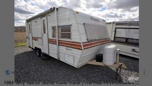 Terry RV trailer 28 '