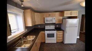2 bedroom apartment for rent, available July 1