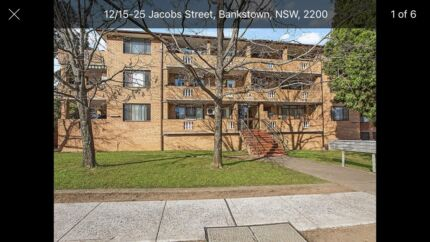 Two bedroom unit on Jacob St bankstown for rent!!