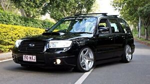 2006 Subaru Forester xt luxury Yeerongpilly Brisbane South West Preview