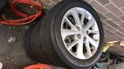 Toyota Corolla 2014 Wheels & Tyres Clemton Park Canterbury Area Preview