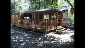 Enchanted Forest Like River Lot on the Moyie River
