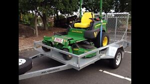 2M WIDE DECK Ezz loader.. 1500kg North Lakes Pine Rivers Area Preview