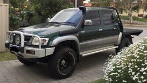Toyota Hilux 2004 SR5