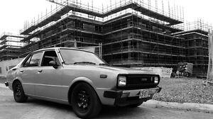 1980 TOYOTA COROLLA KE55 Holroyd Parramatta Area Preview