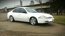 1998 Ford Falcon Sedan Raymond Terrace Port Stephens Area Preview