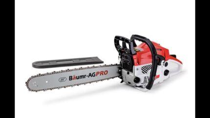 Baumr - ag 52cc chainsaw